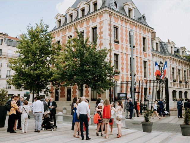 Le mariage de Olivier et Lydia à Paris, Paris 2