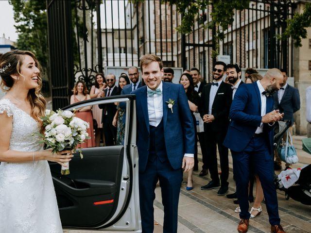 Le mariage de Olivier et Lydia à Paris, Paris 3