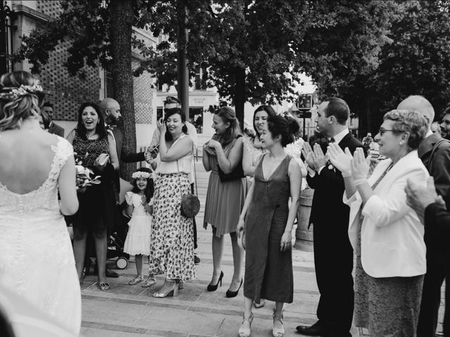 Le mariage de Olivier et Lydia à Paris, Paris 4