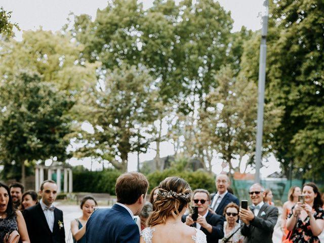 Le mariage de Olivier et Lydia à Paris, Paris 5