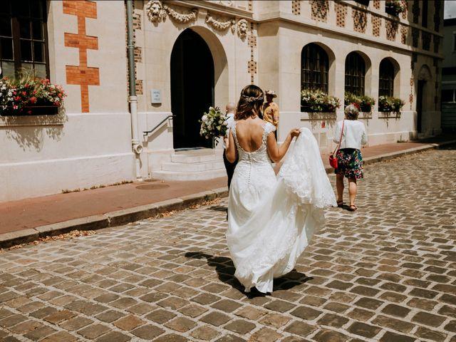 Le mariage de Olivier et Lydia à Paris, Paris 8