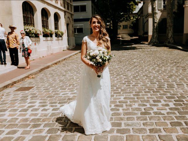 Le mariage de Olivier et Lydia à Paris, Paris 9