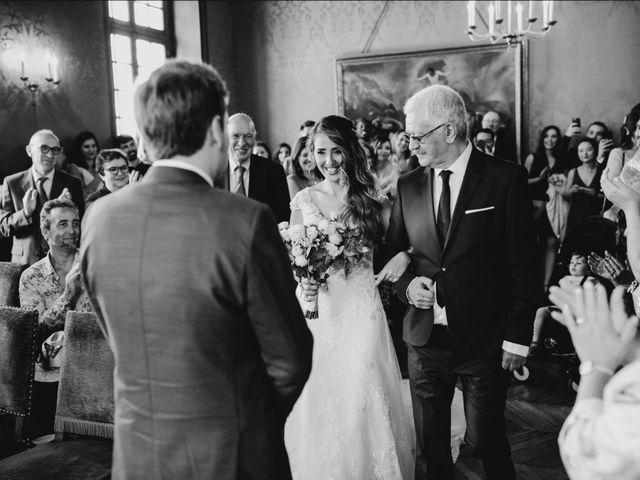 Le mariage de Olivier et Lydia à Paris, Paris 14