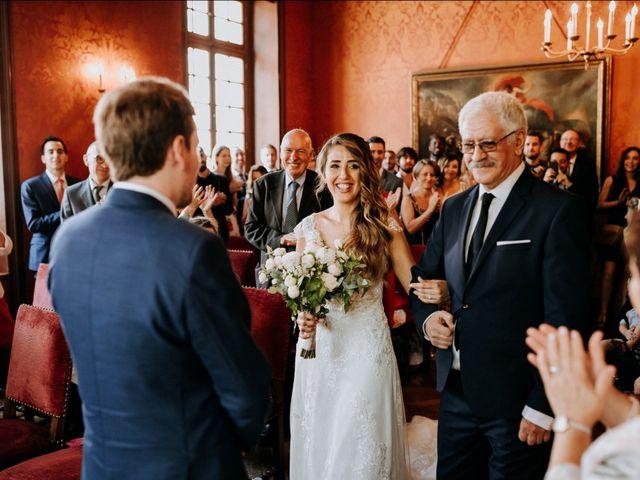 Le mariage de Olivier et Lydia à Paris, Paris 15