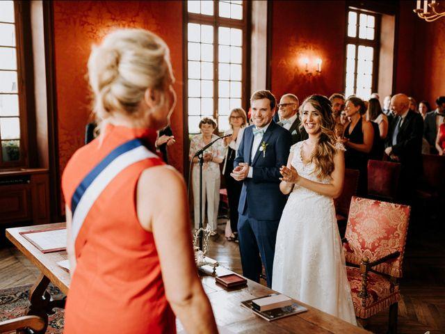 Le mariage de Olivier et Lydia à Paris, Paris 16