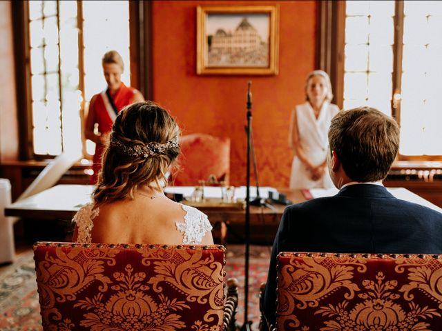 Le mariage de Olivier et Lydia à Paris, Paris 20