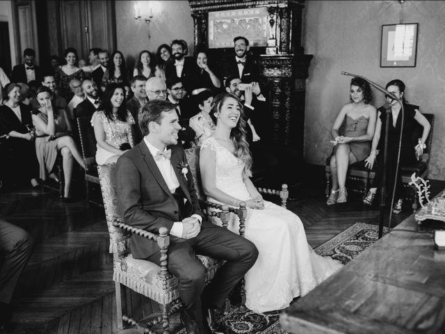 Le mariage de Olivier et Lydia à Paris, Paris 24