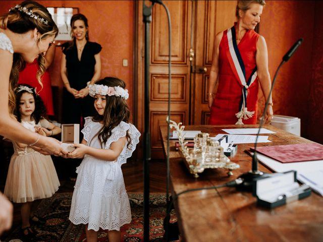 Le mariage de Olivier et Lydia à Paris, Paris 30