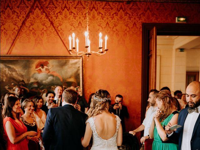 Le mariage de Olivier et Lydia à Paris, Paris 34
