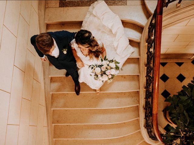 Le mariage de Olivier et Lydia à Paris, Paris 37