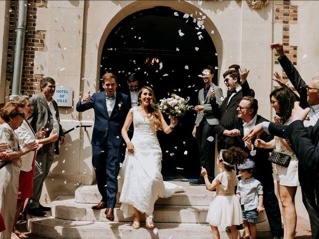 Le mariage de Olivier et Lydia à Paris, Paris 39