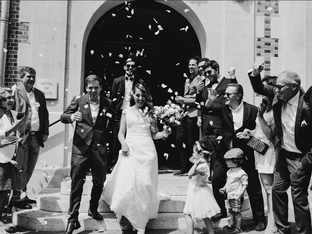 Le mariage de Olivier et Lydia à Paris, Paris 40