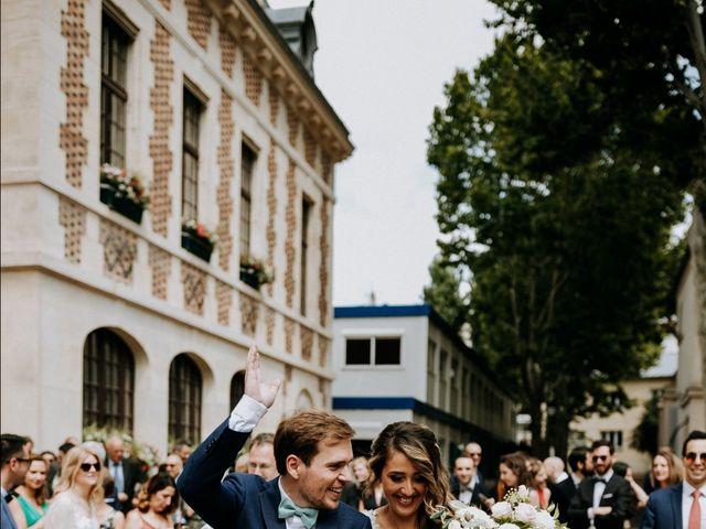 Le mariage de Olivier et Lydia à Paris, Paris 41