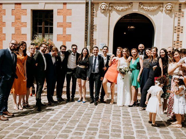 Le mariage de Olivier et Lydia à Paris, Paris 42