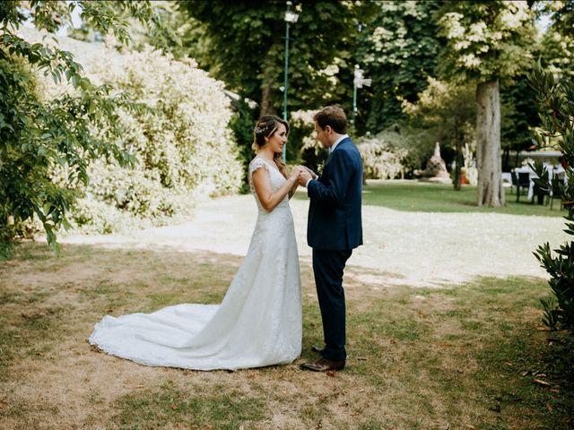 Le mariage de Olivier et Lydia à Paris, Paris 73