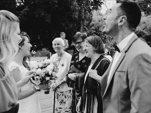 Le mariage de Olivier et Lydia à Paris, Paris 100