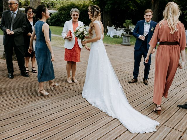 Le mariage de Olivier et Lydia à Paris, Paris 101