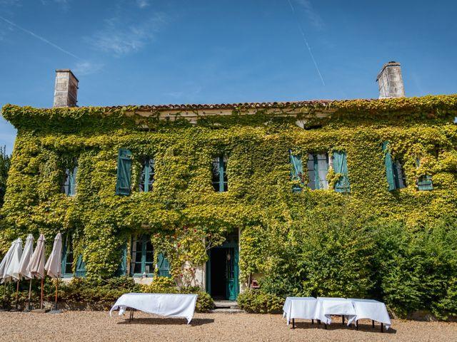 Le mariage de Jack et Coralie à Angoulême, Charente 5