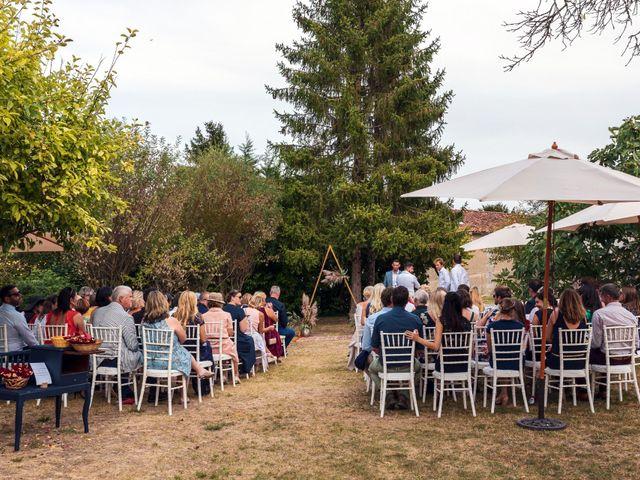 Le mariage de Jack et Coralie à Angoulême, Charente 23