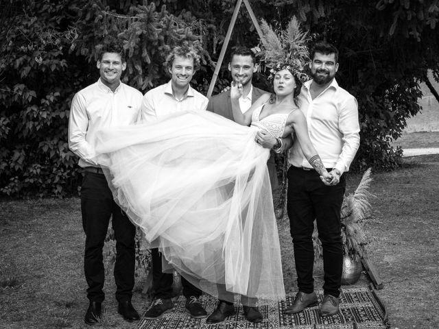 Le mariage de Jack et Coralie à Angoulême, Charente 26