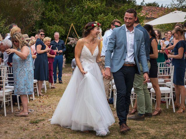 Le mariage de Jack et Coralie à Angoulême, Charente 30