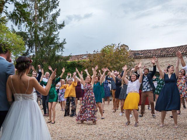 Le mariage de Jack et Coralie à Angoulême, Charente 1
