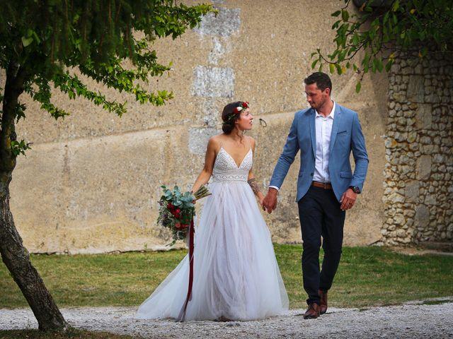 Le mariage de Jack et Coralie à Angoulême, Charente 47