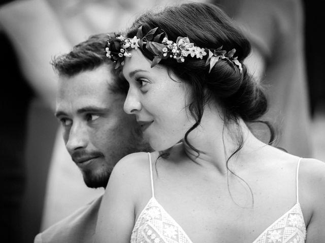 Le mariage de Coralie et Jack