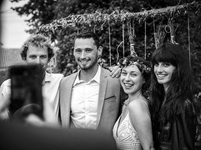 Le mariage de Jack et Coralie à Angoulême, Charente 54