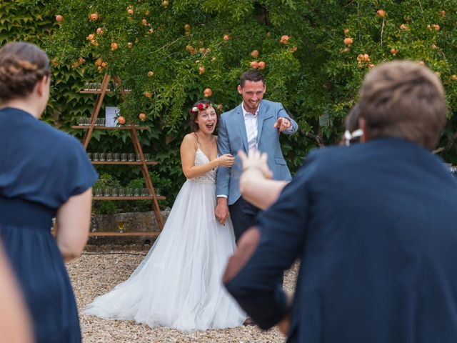 Le mariage de Jack et Coralie à Angoulême, Charente 56