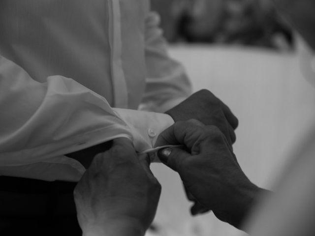 Le mariage de Kevin et Lysiane à Allauch, Bouches-du-Rhône 4