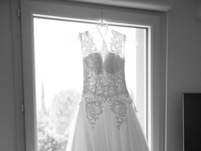 Le mariage de Kevin et Lysiane à Allauch, Bouches-du-Rhône 15