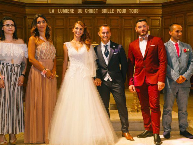 Le mariage de Kevin et Lysiane à Allauch, Bouches-du-Rhône 35