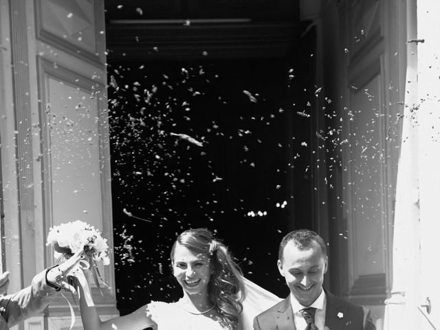 Le mariage de Kevin et Lysiane à Allauch, Bouches-du-Rhône 36