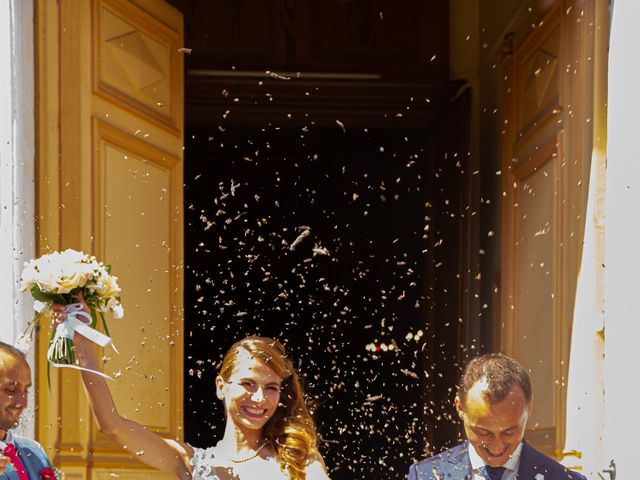 Le mariage de Kevin et Lysiane à Allauch, Bouches-du-Rhône 37
