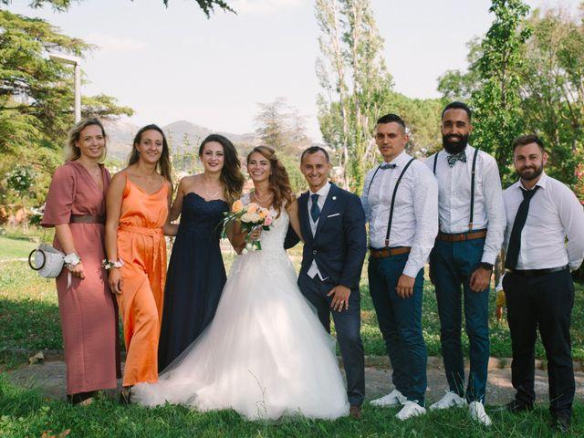 Le mariage de Kevin et Lysiane à Allauch, Bouches-du-Rhône 39