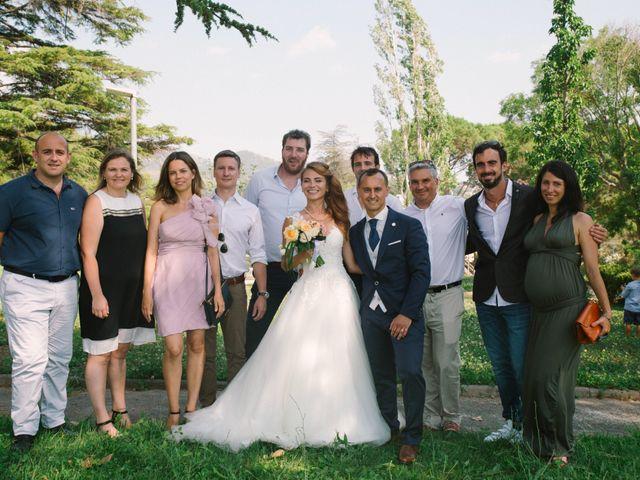 Le mariage de Kevin et Lysiane à Allauch, Bouches-du-Rhône 40