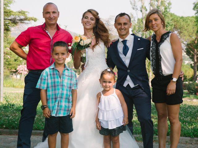 Le mariage de Kevin et Lysiane à Allauch, Bouches-du-Rhône 41