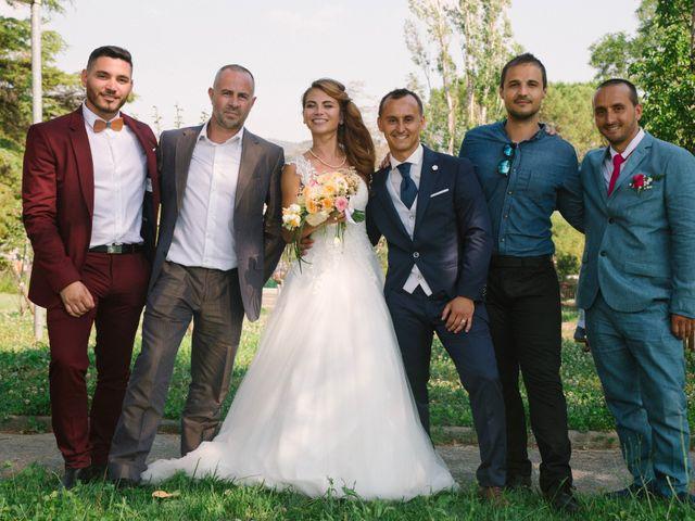 Le mariage de Kevin et Lysiane à Allauch, Bouches-du-Rhône 42