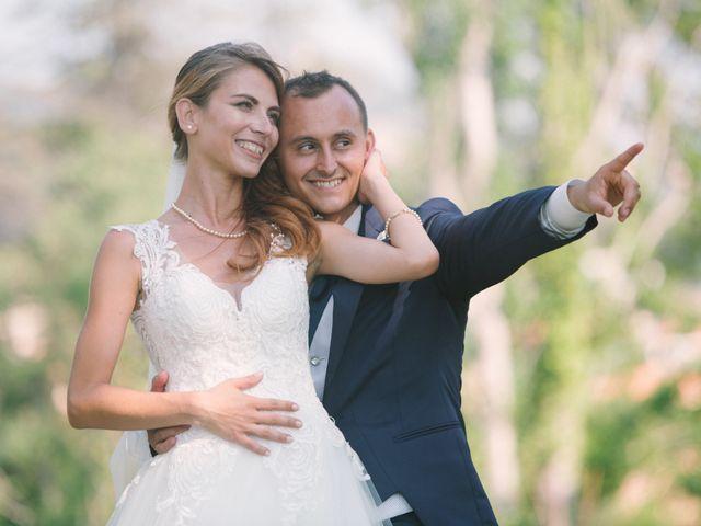 Le mariage de Lysiane et Kevin