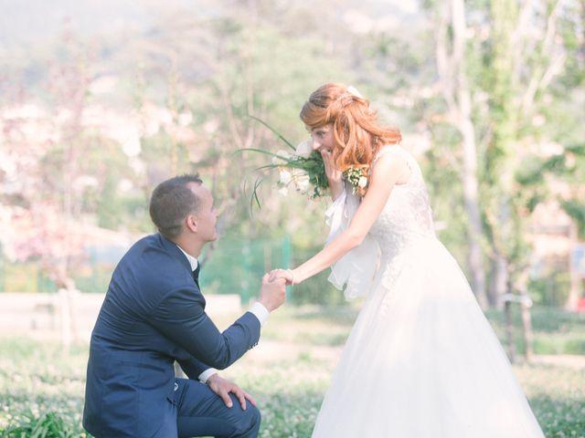 Le mariage de Kevin et Lysiane à Allauch, Bouches-du-Rhône 54