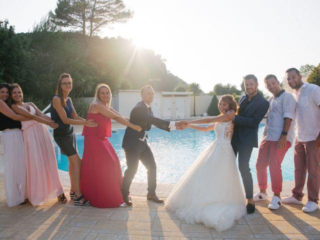 Le mariage de Kevin et Lysiane à Allauch, Bouches-du-Rhône 71