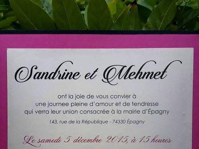 Le mariage de Mehmet et Sandrine à Épagny, Haute-Savoie 4