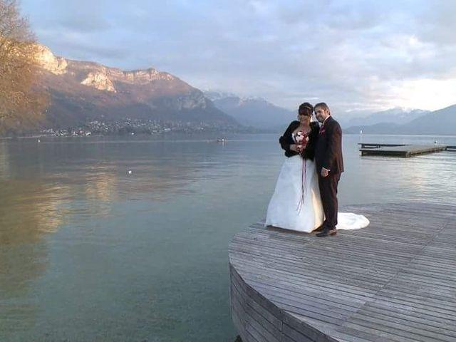 Le mariage de Mehmet et Sandrine à Épagny, Haute-Savoie 15