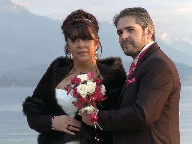 Le mariage de Mehmet et Sandrine à Épagny, Haute-Savoie 1