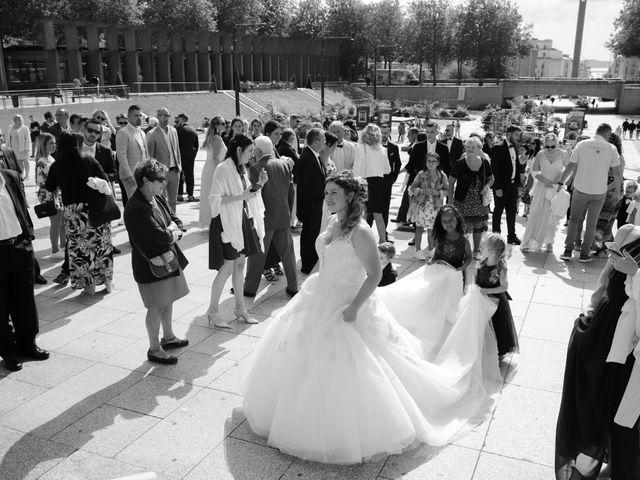 Le mariage de Thomas et Julie à Brest, Finistère 6