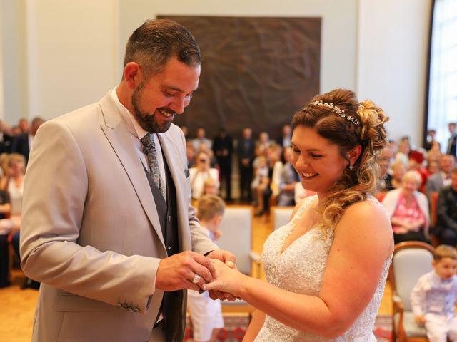 Le mariage de Thomas et Julie à Brest, Finistère 25