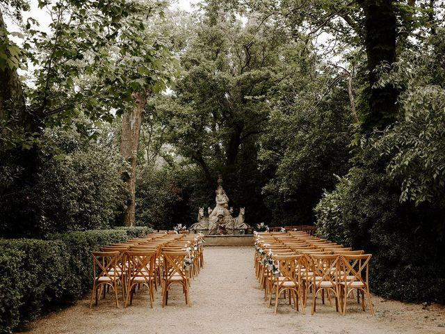Le mariage de James et Cornelia à Pézenas, Hérault 1