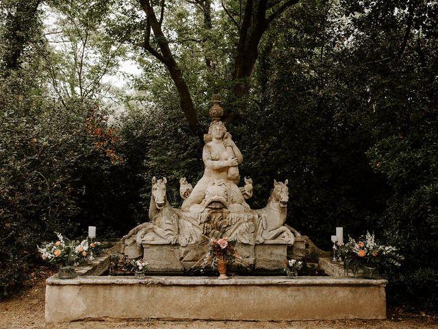 Le mariage de James et Cornelia à Pézenas, Hérault 2