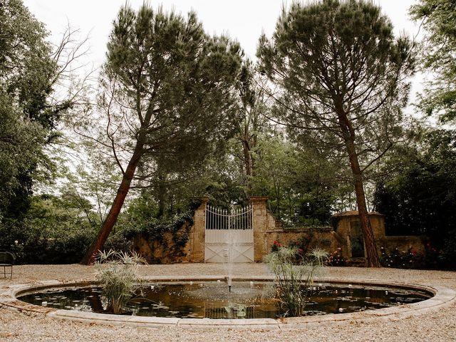 Le mariage de James et Cornelia à Pézenas, Hérault 7